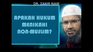 Download Video Muslim Harus Tahu.. HUKUM MENIKAH DENGAN NON MUSLIM - DR. ZAKIR NAIK MP3 3GP MP4