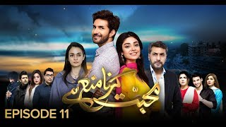 Mohabbat Karna Mana Hai Episode 11 | Pakistani Drama | 15th February 2019 | BOL Entertainment