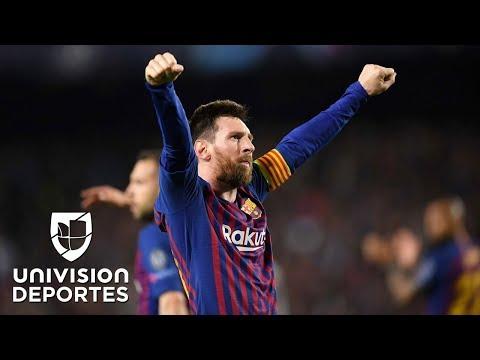 Barcelona 3-0 Liverpool – GOLES Y RESUMEN – IDA SEMIFINALES – UEFA Champions League