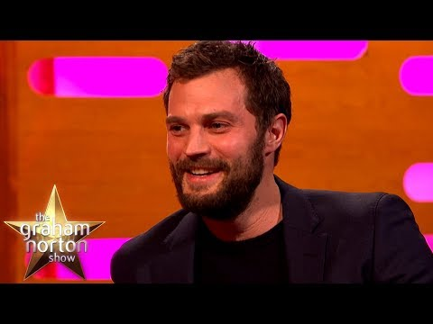 Jamie Dornan Glued A Wig To His Penis  The Graham Norton