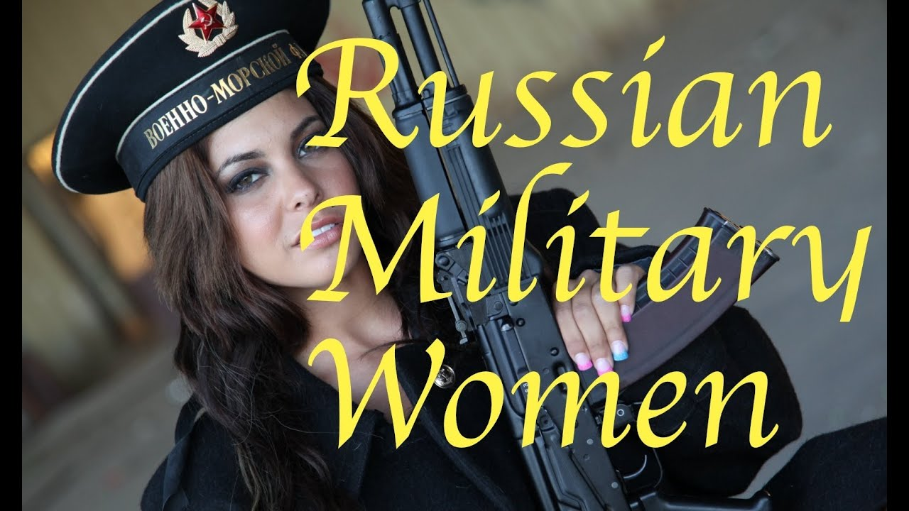 Youtube Russian Woman Army 39