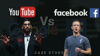 ® ✅ YOUTUBE Vs FACEBOOK | Who Is Actual King Of social media | Case Study in Hindi
