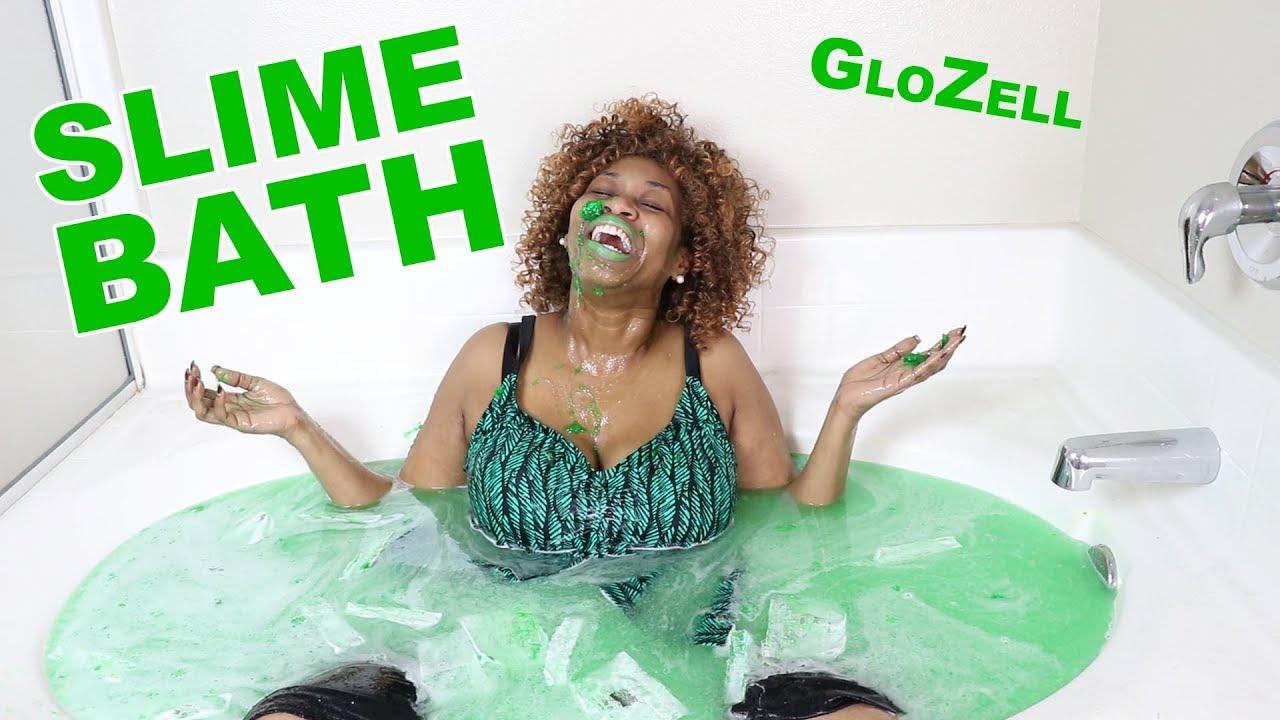 Slime Bath - GloZell