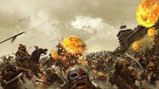 Викинг   Viking - Fragment of the battle scene