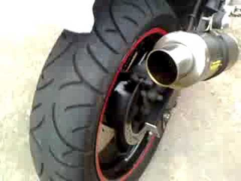 sv 650 mivv gp carbon db killer youtube