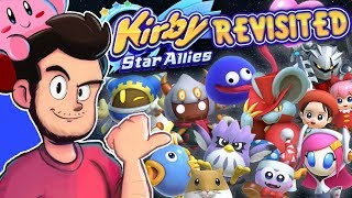 Kirby Star Allies: Revisited - AntDude