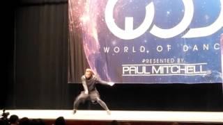World Of Dance San Diego 2015  -  Brandon Harrell (I.aM.mE)