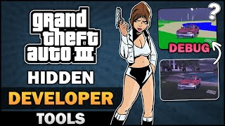 GTA 3 - Hidden Developer Tools - Feat. Badger Goodger