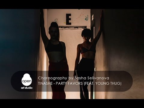 Tinashe - Party Favors (Feat. Young Thug) - choreography by Sasha Selivanova - Open Art Studio