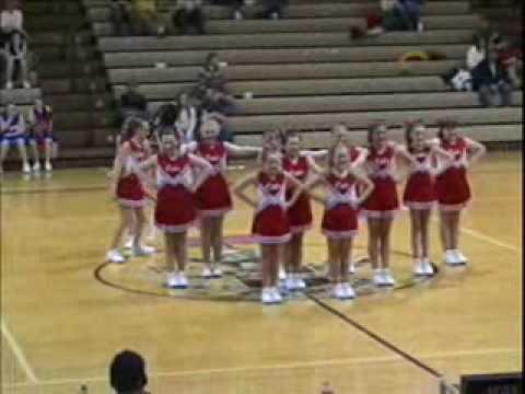 Hager Elementary Cheerleaders 2005