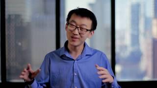 The Future Looks Like David Ma