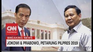 Gambar cover Jokowi & Prabowo, Pertarung Pilpres 2019, Ini Profilnya!