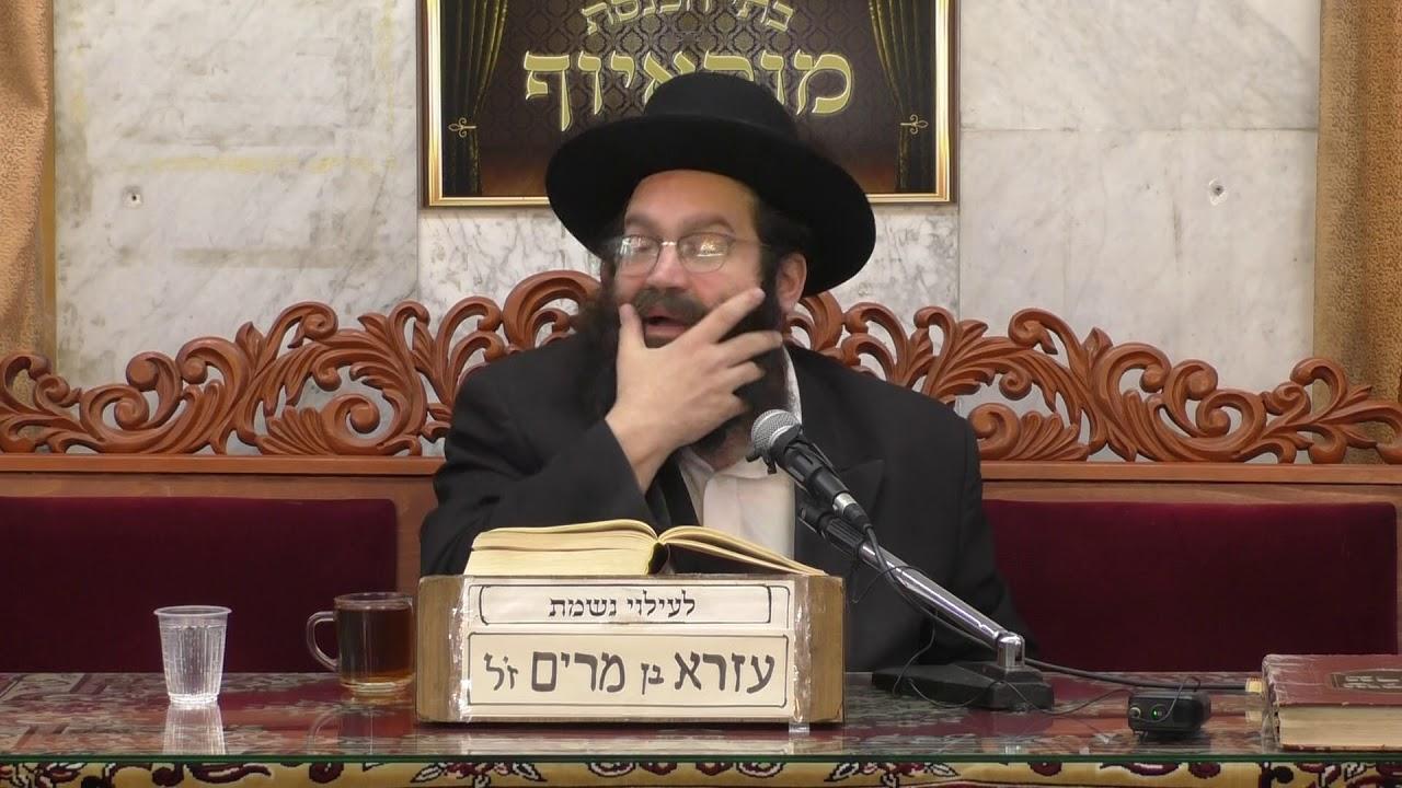 הרב אברהם קורדובה