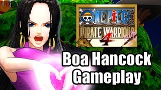 One Piece: Pirate Warriors 4 (2020) - Boa Hancock Gameplay [PS4 Pro]