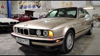 Восстановление BMW E34 M50 и BMW E30 touring