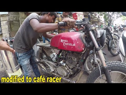 Modified To Cafe Racer | Pulsar 180 Old | Bullet Singh