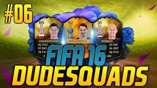 FIFA 16 DudeSquads #06 ★ TOTW 10 GROßE STRAßE ★ FIFA 16 Ultimate Team Squad Builder Deutsch