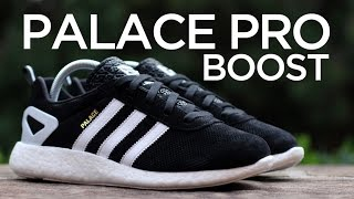 Closer Look: adidas Palace Pro Boost - Black