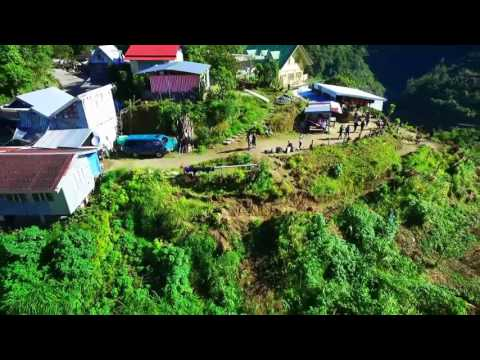 Banaue Rice Terraces Travel Philippines Drone