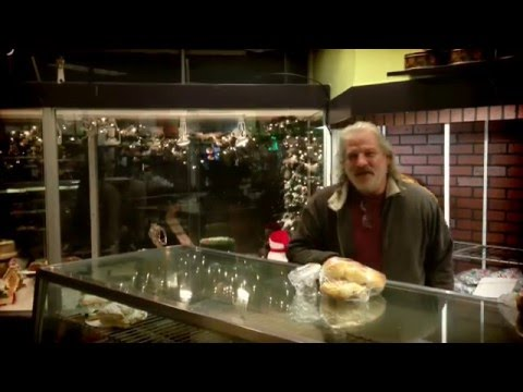 Closing time at Gus & Paul's bakery in Springfield, Massachusetts