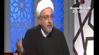الشيخ محمد كنعان   ماذا لو كتب النبي محمد صلى الله عليه وآله وسلم الكتاب بعد أن قال الرجل انه ليهجر