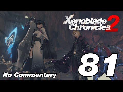 Xenoblade Chronicles 2: Ep.81 - Patroka And Mikhail : No Commentary