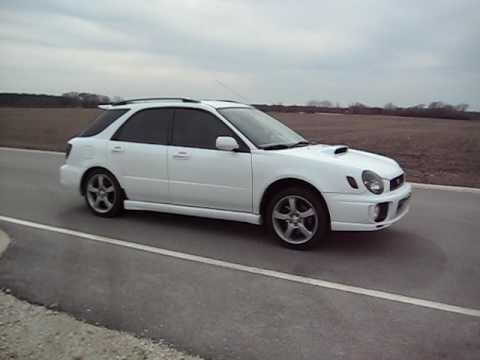 Refined Modesty // Kenji RHD Subaru WRX STI ... |2003 Impreza Wrx Wagon Stanced