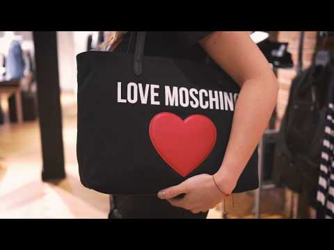 How To Style  LOVE MOSCHINO Accessories