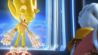 Sonic Unleashed the movie HD