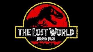 Обзор игр Jurassic Park на Sega Genesis/Mega Drive - Затерянный мир времен моего детства