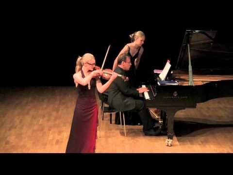 Mimi Zweig visting Malmö International String Festival 29 of  May