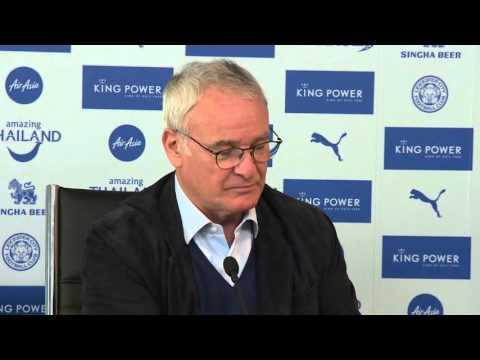 Claudio Ranieri on Leicester's summer plans & the 40/1 odds on winning title next season