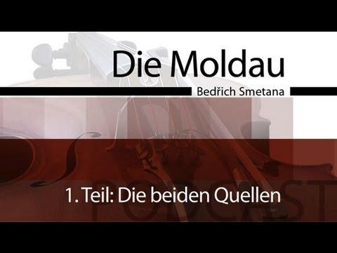 Die Moldau - Podcast & Unterrichtsidee - Die beiden Quellen