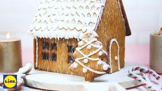 Fabriquer sa maison en pain d'épices - Astuce