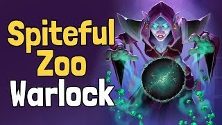 Spiteful Zoo Warlock Deck Guide [65% Win-rate to Legend] - Hearthstone