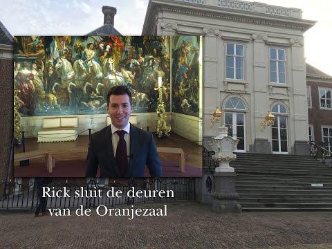 Rick sluit de Oranjezaal, verbouwing kan beginnen