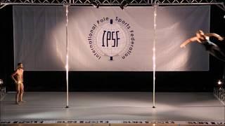 IPSF ULTRA POLE  SPORTS 2016 WORLD CHAMPIONS DIMITRY POLITOV