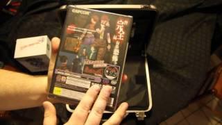 BioHazard 5th Anniversary PS2 set VS 15th Anniversary PS3 set