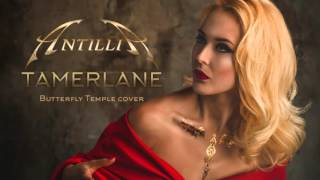 Antillia Tamerlane Butterfly Temple Cover