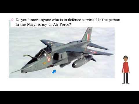 Ch26- Defense Officer :Wahida- Part 2 -Grade 4 CBSE EVS