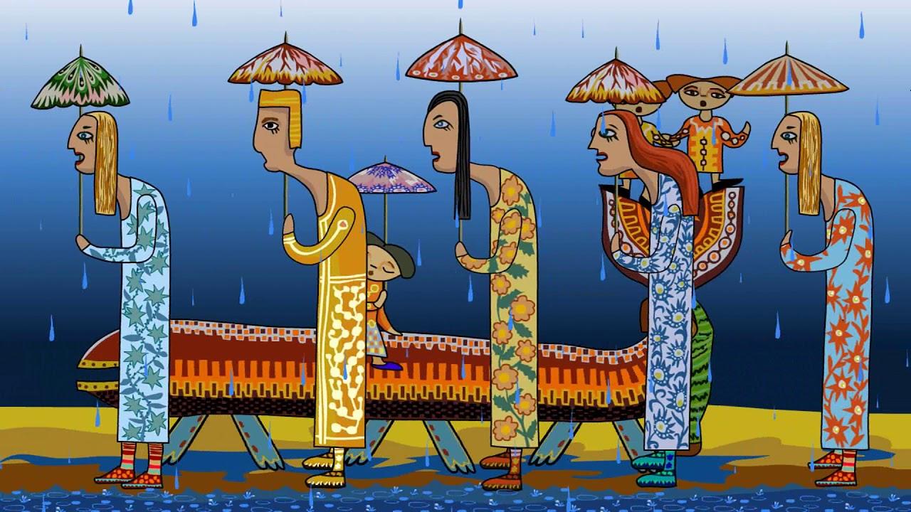 Дождь (Яркие картинки - мрачных мыслей) - Rain - YouTube
