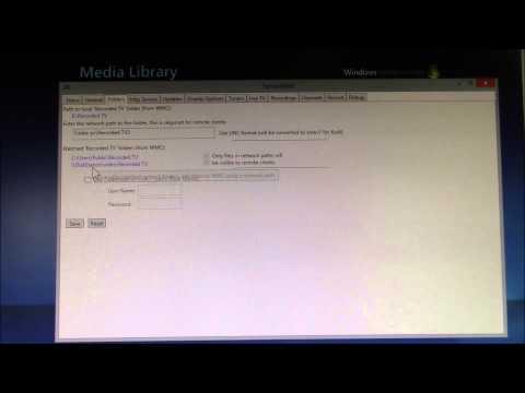 Media Center Extender - ServerWMC Setup