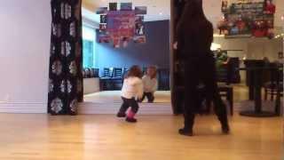 Бальные танцы, первый урок.(2)