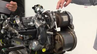 Audi Engine 1.6⁄2.0 TDI EU5 Service Training Information