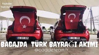 Bagajda Türk Bayrağı Akımı !! 😍❤ #2