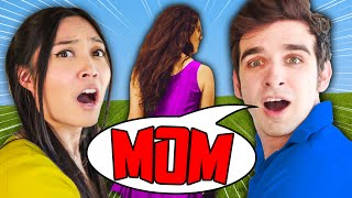 I FOUND MY MOM! Daniel & Regina Meet Ms. Gizmo but Hackers Battle Royale Challenge!