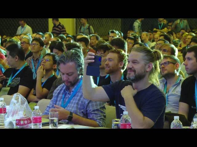 Devcon2: Welcome & Introduction Panel