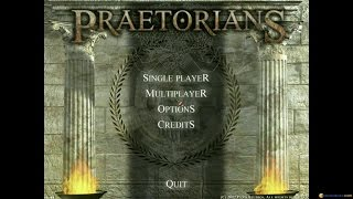 Praetorians gameplay (PC Game, 2003)