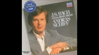 Andràs Schiff plays JSBACH, Partita No.6 in E Minor, BWV 830