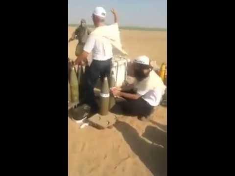 Israelis dancing around the bombs before bombing Gaza